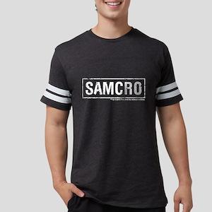 SAMCRO Dark Mens Football Shirt