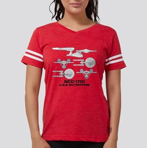 Enterprise Womens Football Shirt