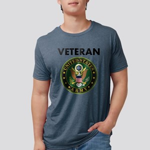 U.S. Army Veteran Mens Tri-blend T-Shirt