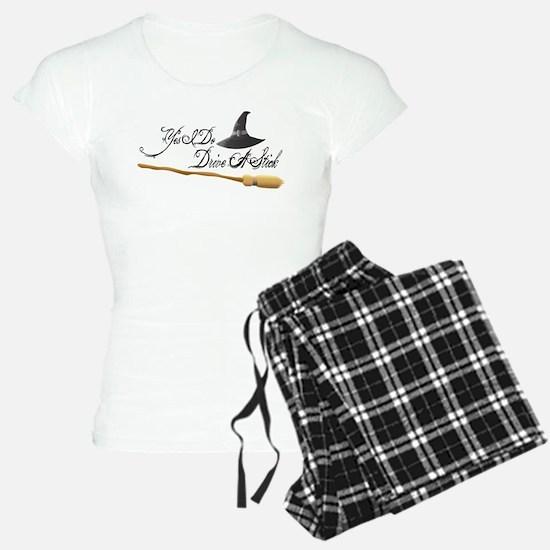 Yes I do drive a stick Pajamas