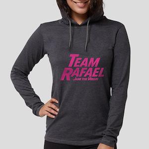 Team Rafael Womens Hooded Shirt