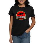 Jurassic Pork Women's Dark T-Shirt