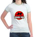 Jurassic Pork Jr. Ringer T-Shirt