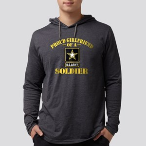 proudarmygirlfriend33b Mens Hooded Shirt