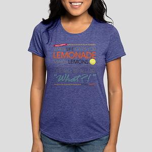Phil's-osophy Lemonade Li Womens Tri-blend T-Shirt