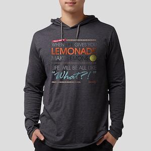 Phil's-osophy Lemonade Light Mens Hooded Shirt