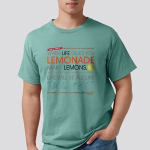 Phil's-osophy Lemonade L Mens Comfort Colors Shirt