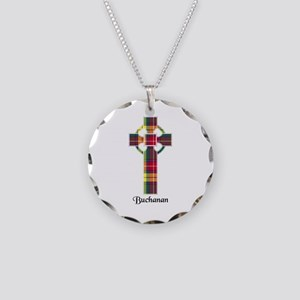 Cross - Buchanan Necklace Circle Charm