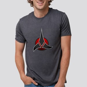 Klingon Empire Signia 3000 Mens Tri-blend T-Shirt