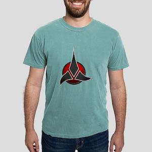 Klingon Empire Signia 30 Mens Comfort Colors Shirt