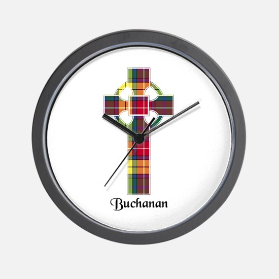 Cross - Buchanan Wall Clock