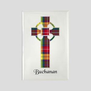 Cross - Buchanan Rectangle Magnet