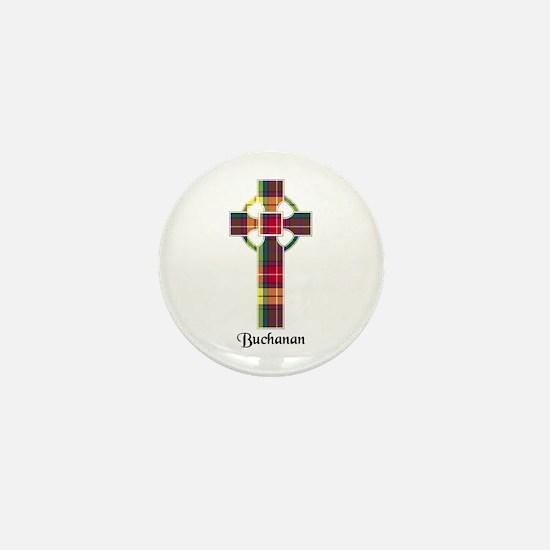 Cross - Buchanan Mini Button
