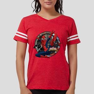 Web Warriors Spider-Girl Womens Football Shirt