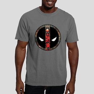Deadpool Logo 2 Mens Comfort Colors Shirt