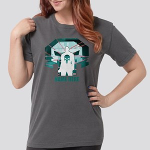 The Punisher Personali Womens Comfort Colors Shirt