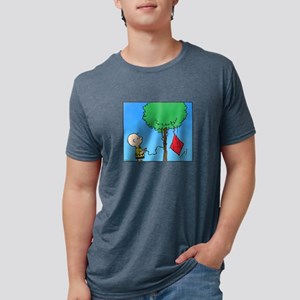 kitetree Mens Tri-blend T-Shirt