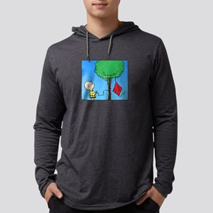 kitetree Mens Hooded Shirt