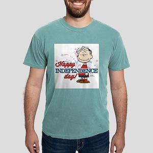 Linus - Happy Independen Mens Comfort Colors Shirt