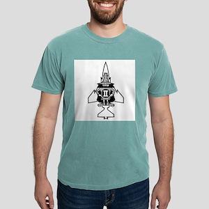 f4logo copy Mens Comfort Colors Shirt