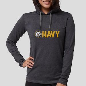 U.S. Navy: Navy Womens Hooded Shirt
