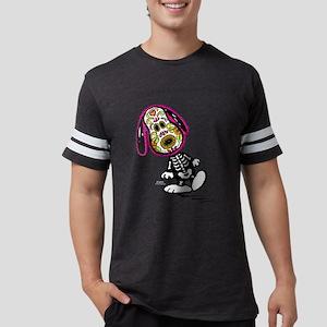 Day of the Dog Snoopy Dark Mens Football Shirt
