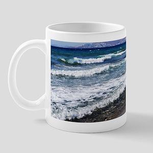Kos beach Mug