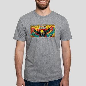 Iron Fist Panel Mens Tri-blend T-Shirt