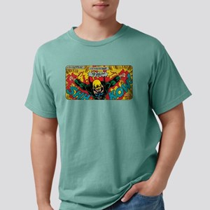 Iron Fist Panel Mens Comfort Colors Shirt
