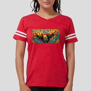 Iron Fist Panel Womens Football Shirt