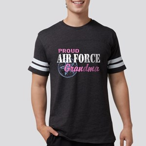 airforcegrandma772 Mens Football Shirt