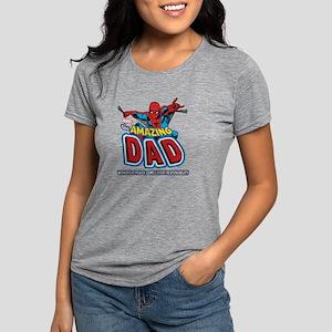 AmazingDad Womens Tri-blend T-Shirt