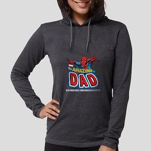AmazingDad Womens Hooded Shirt