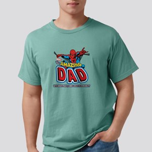 AmazingDad Mens Comfort Colors Shirt