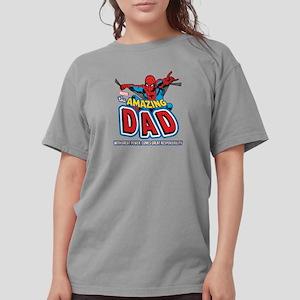 AmazingDad Womens Comfort Colors Shirt