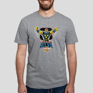 Nova Vintage Mens Tri-blend T-Shirt
