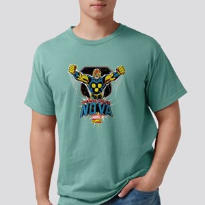 Nova Vintage Mens Comfort Colors Shirt