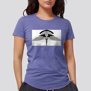 wht_HALO_Jump_Wings Womens Tri-blend T-Shirt
