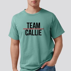 Team Callie Mens Comfort Colors Shirt