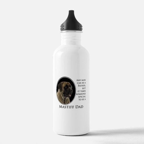 Mastiff Dad Water Bottle