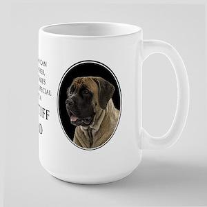 Mastiff Dad Mugs