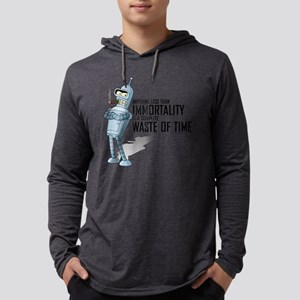Bender Immortality Light Mens Hooded Shirt