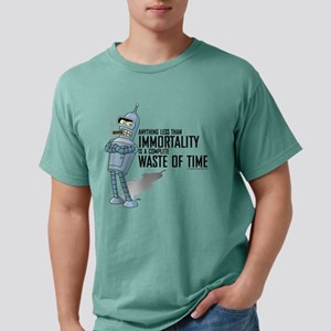 Bender Immortality Light Mens Comfort Colors Shirt