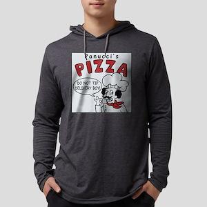 Panucci's Pizza Light Mens Hooded Shirt