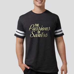 The Passions of Santos Mens Football Shirt