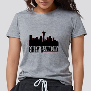 Skyline Womens Tri-blend T-Shirt