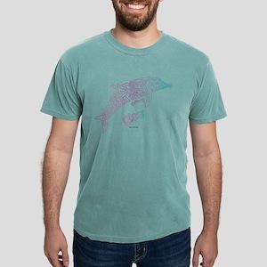Glee Dolphin Light Mens Comfort Colors Shirt
