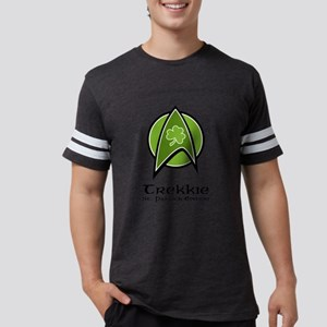 stpatricktrek01 Mens Football Shirt