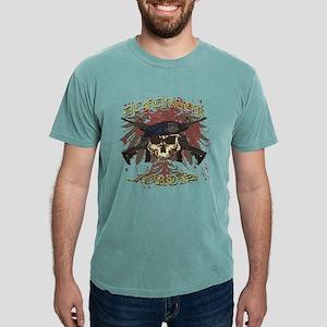 SF Skull OD Urban Mens Comfort Colors Shirt