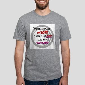 You're my person. Mens Tri-blend T-Shirt